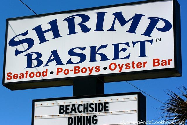 Shrimp Basket Perdido Key, Florida