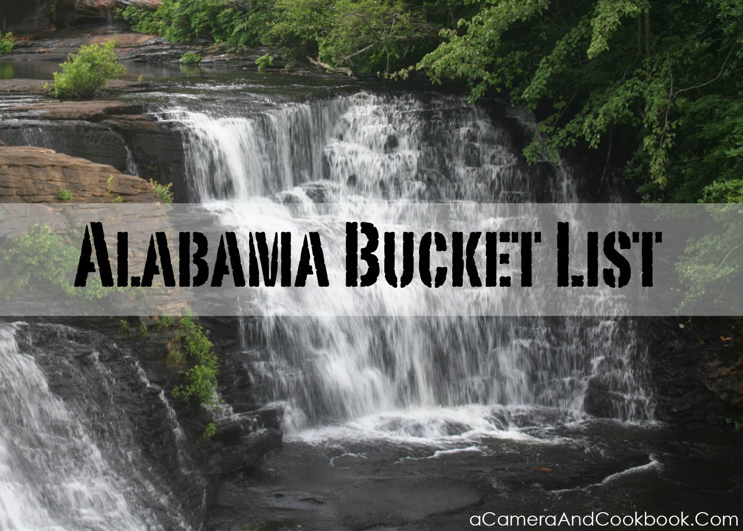 50+ Things to do in Alabama - What's on your Alabama Bucket List?
