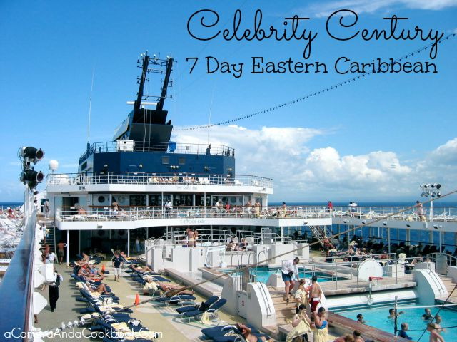 {7 Day Eastern Caribbean} Celebrity Century: Part 1
