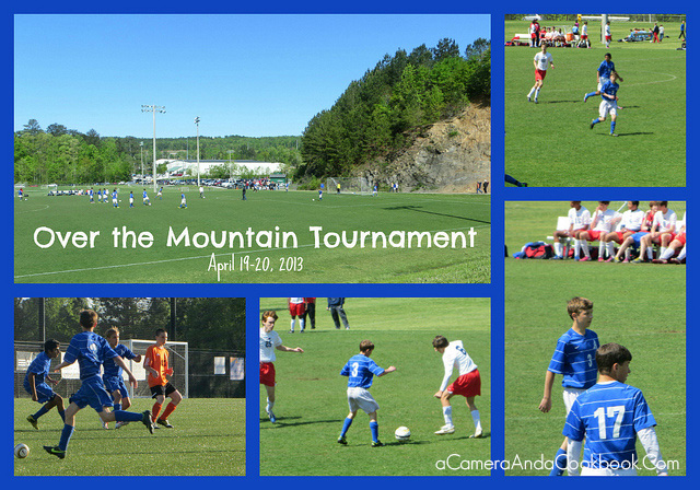 Over the Mountain Soccer tourney