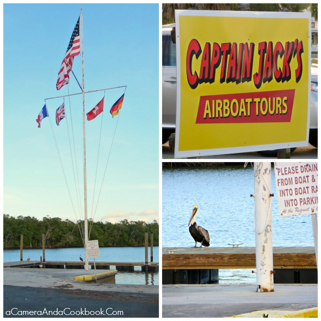 Captain Jack's Airboat Rides