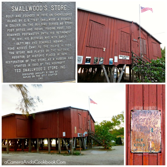 Smallwood's Store - now Museum in Chokoloskee, FL