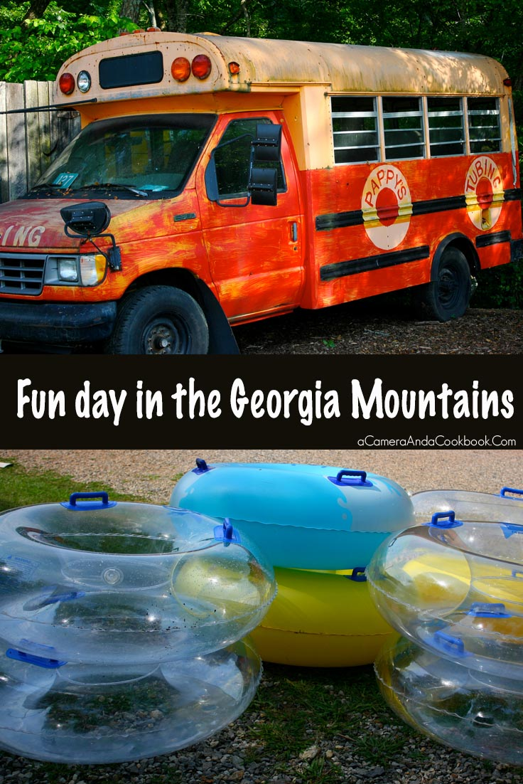 Fun day in the Georgia Mountains - Blairsville, GA