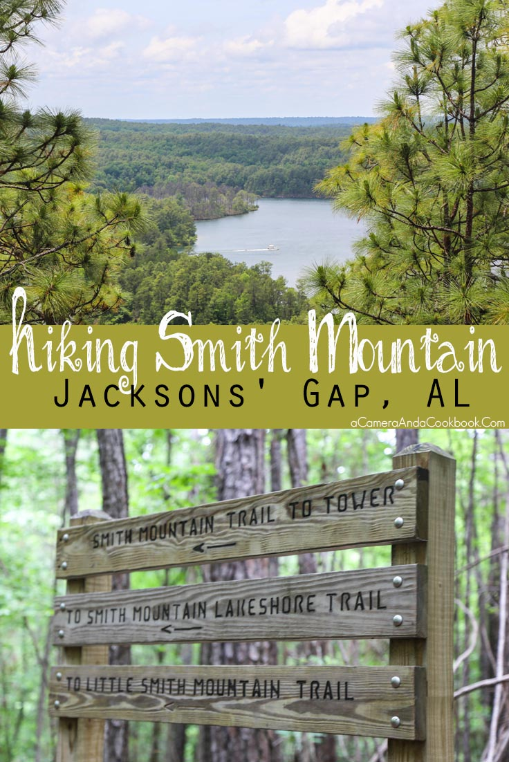 Smith Mountain - Jacksons' Gap, AL