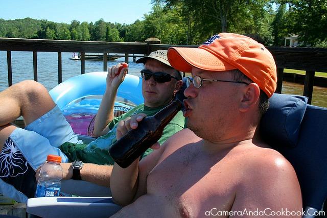 Lake Martin Fun with Friends