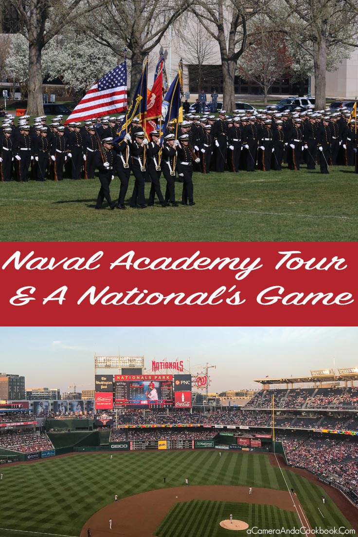 Naval Academy & National's Game