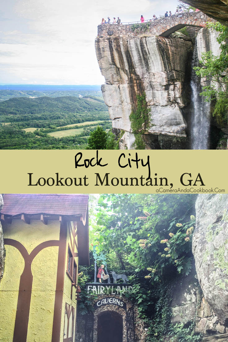 Rock City - Lookout Mountain, GA
