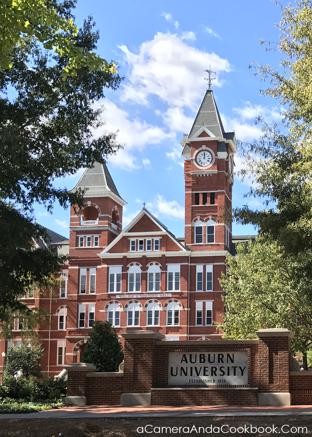 Auburn Alabama Bucket List